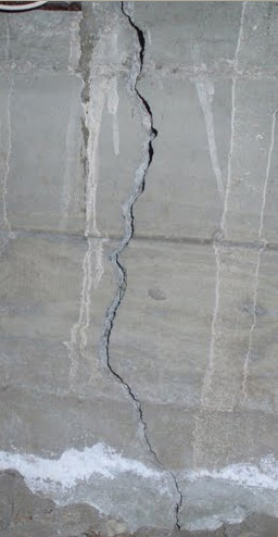 Concrete Cracks Caused By Omission Or Workmanship Los