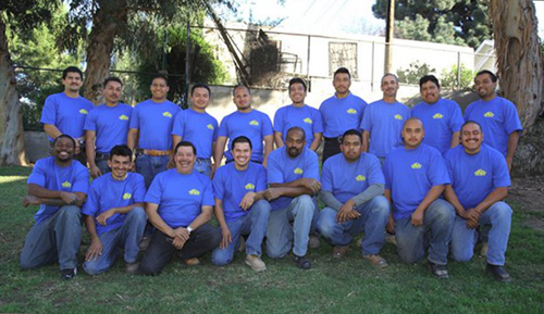 Sinai Construction crew