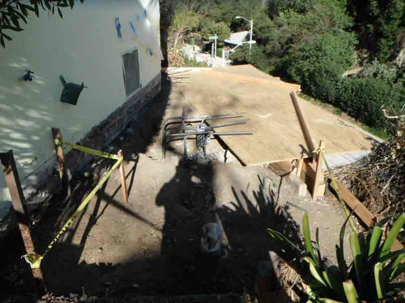 Los Angeles Hillside Foundation Repair Sinai